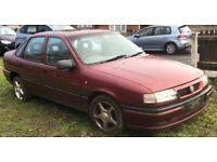 Vauxhall Cavalier Mk3 Facelift Satin red/Burgundy Saloon Breaking