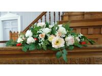 Silk Flower Table Arrangement - Decoration, Party or Wedding