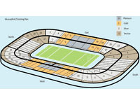 Scotland vs Ireland Six Nations Rugby Tickets - 4th February 2017