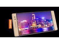 """LENOVO PHAB 2,PB2-650M Dual SIM 7"""" Android 6 Quad Core 1.3 3GB Ram 32GB 13m.pix CAM FAST"""