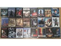 SciFi/Fantasy movies on DVD Any 10 DVDs for £4.99