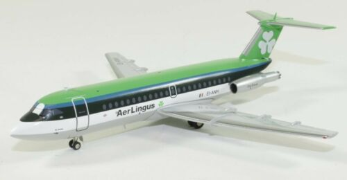 Inflight IF111012 Aer Lingus BAC-111 Old Hue EI-ANH Diecast 1/200 Model Airplane