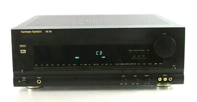FULLY TESTED Harman Kardon AVR 300 AVR300 Receiver A276 , usado segunda mano  Embacar hacia Mexico