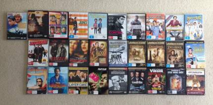 Assortment of great DVDs for your collection! North Bondi Eastern Suburbs Preview