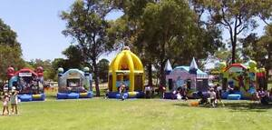 Successful business for sale - Bump 'n' Jump Bouncy Castle Hire Perth Perth City Area Preview