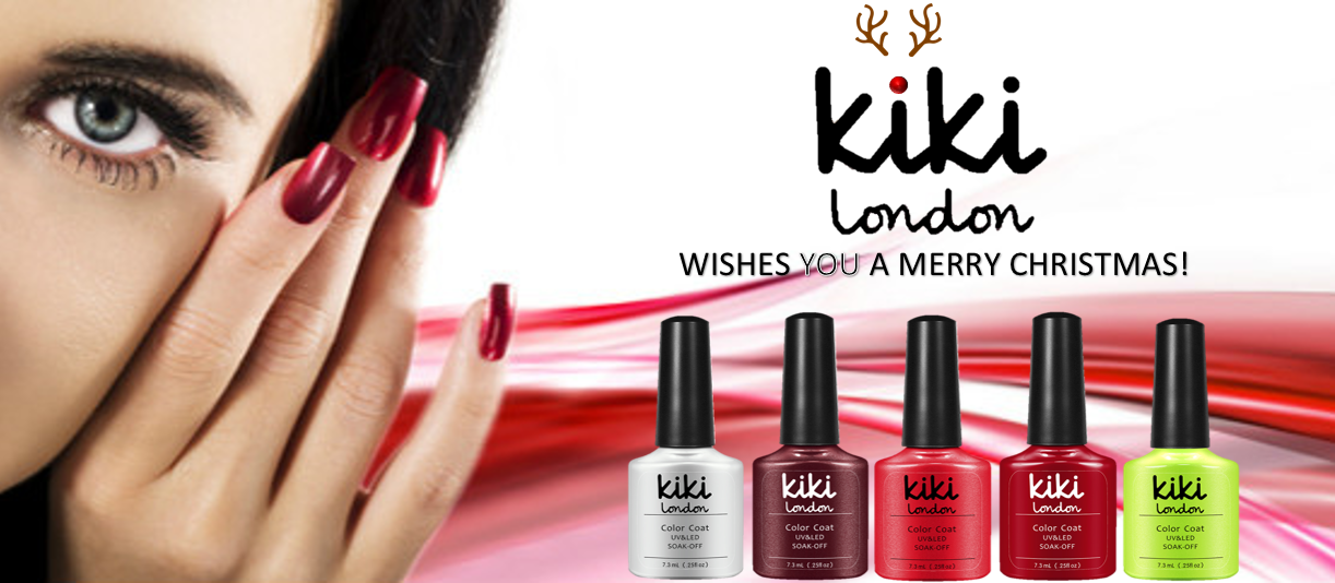 Kiki London Nail Gel