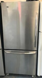Stainless Steel Fridge Delivery Available with Warranty