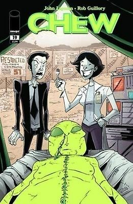Chew  19 Image Comic 1St First Print Sold Out Near Mint To Nm