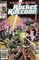 Crazy Trade #19: $100 of comic books for Rocket Raccon (1-4)