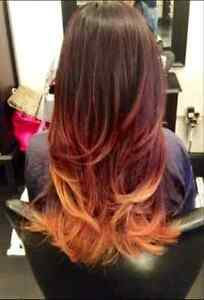 HAIR EXTENSIONS STARTING AT $250 ALL WEEK! CALL TODAY,DONE TODAY London Ontario image 4