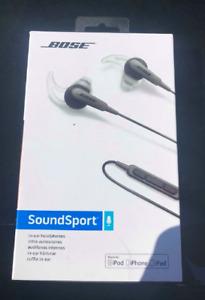 BOSE Sound Sport Headphones