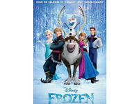 Frozen dvd (new sealed) + other dvds