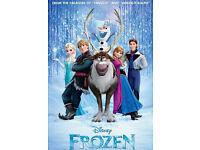 Frozen dvd (NEW sealed)