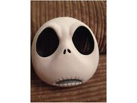 Jack Nightmare Before Christmas Clay Mask Jack Skellington Halloween Neca