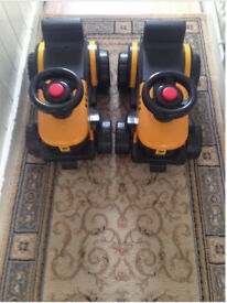 JCB ride on tractor foot to floor operation GREAT BRAND strong sturdy like new