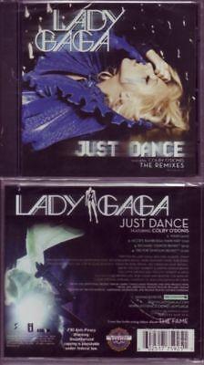 Occasion, MAXI CD LADY GAGA JUST DANCE REMIXES 4 VERSIONS . USA NEUF SCELLE  d'occasion  Expédié en Belgium