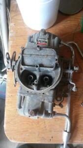 4 barrel high performance carburetor