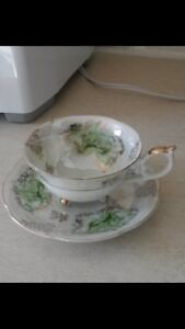 For sale:  Fancy Selecta cup and saucer
