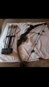For sale:  Game Sport compound bow