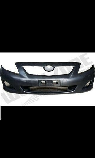 Toyota Altis ZZE141 (Year 2008 on) Front Bumper (NEW)