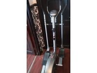 cross trainer - excellent condition £60