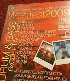 Westfield dance cd/dvd