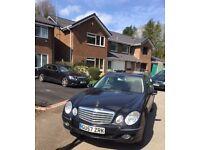 Mercedes-Benz E Class 2.1 E220 TD CDI