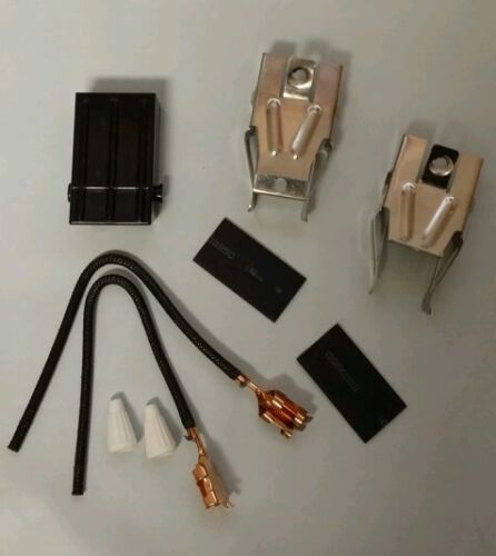 New Burner Receptacle Kit for 330031, 5303935058 , 814399 , WB17X210 , WB17X5091