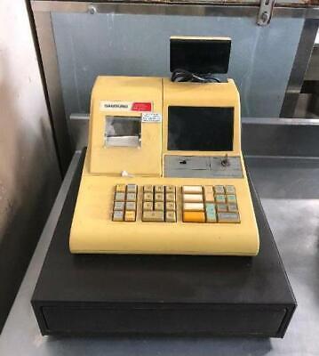 Samsung Er-240 Electronic Cash Register With Z Key Drawer Till