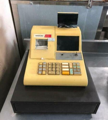 Samsung ER-240 Electronic Cash Register with Z Key drawer till LOCAL PICKUP ONLY