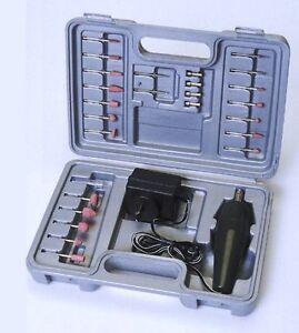 30pce Mini Drill / Rotary Kit - +BONUS 125pce Refill Kit (rrp $29.95) FREE!!