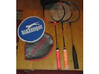 Racket feather