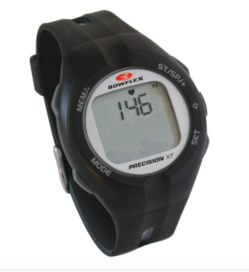 heart rate monitor precision trainer xt brand