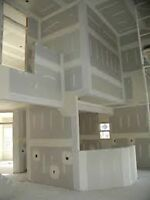 COMMERCIAL & RESIDENTIAL *  DRYWALL *  TAPE *  TEXTURES