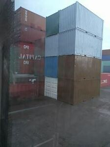 Shipping Containers,Storage Containers,Sea Cans Fresh Paint Job