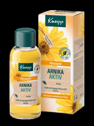 Kneipp Massageöl 95% hochwertige natürliche Pflanzenöle 5 Düfte wählbar 100ml