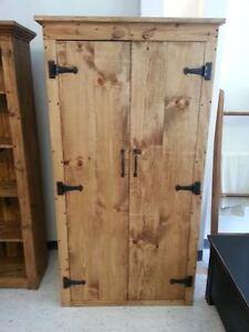 Armoire meubles dans grand montr al petites annonces for Meuble montreal kijiji