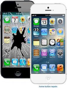 iPhone 5, 5S, 5C Screen Repair @ $89 Quick Fix