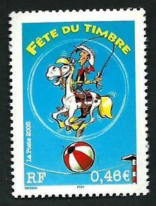 Francia-2003-LUCKY-LUKE-FETE-du-TIMBRE
