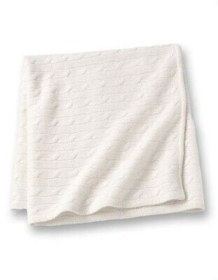 Sofia Cashmere Angel Cashmere Baby Blanket Ivory - Brand New Angel Baby Nursery Bedding