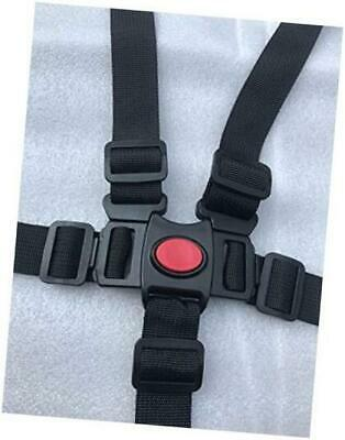 high chair straps adjustable 5 point harness