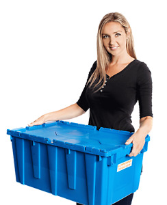 MOVING SOON? Rent Plastic moving box-  BEAR BOXES.