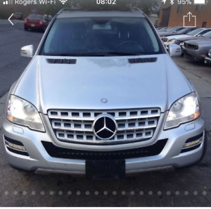 Mercedes-Benz ML-350 , 2011 . V. good condition. Fully loaded-
