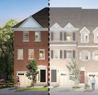 Victoria Common - New Townhome by Losani - Lot 179