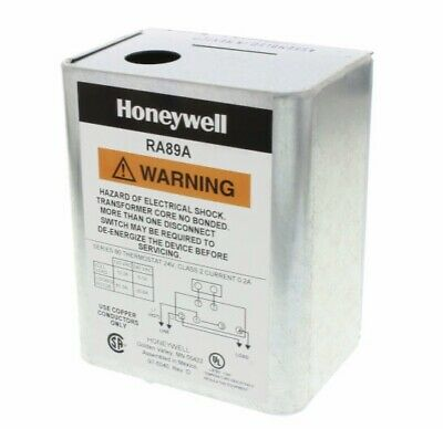 Honeywell Switching Relay Ra89a 1074