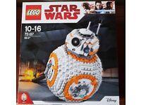 BB-8 LEGO STAR WARS. 75187