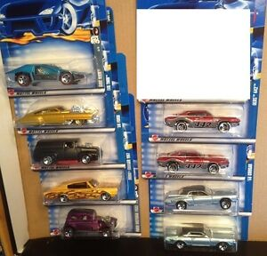 Hot Wheels First Editions 2002, 7 Photos are included. Edmonton Edmonton Area image 7