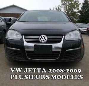 Moteur VW Jetta 2005 - 10 2.5L CBUA BGP BGQ 5e VIN F, G, Z
