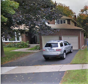 For rent: Spacious 3 BR 2 WR BASEMENT
