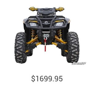 Lift kit to fit Canam Gen1
